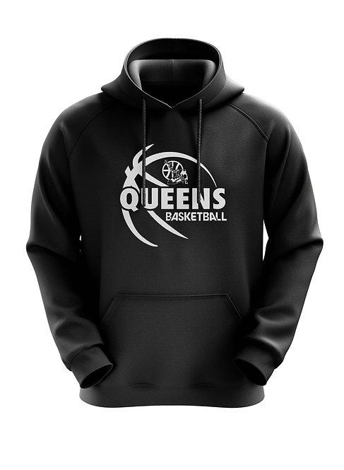 2016 Queens Basketball Hoodie