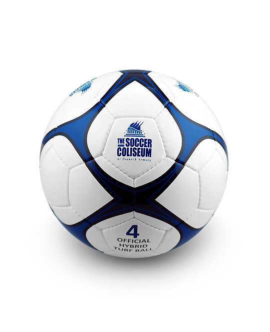 Soccer Coliseum Official Hybrid Turf Ball