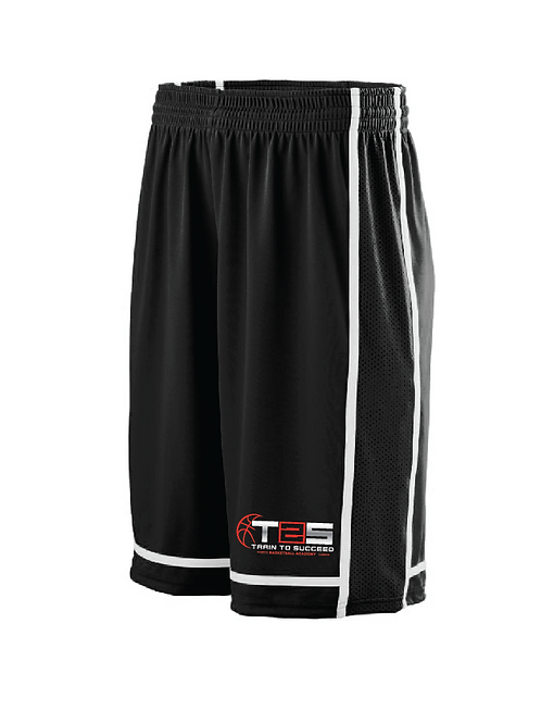 Black Academy Shorts
