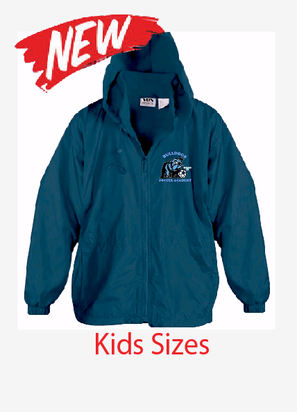 KIDS Full-Zipper Stadium Jacket