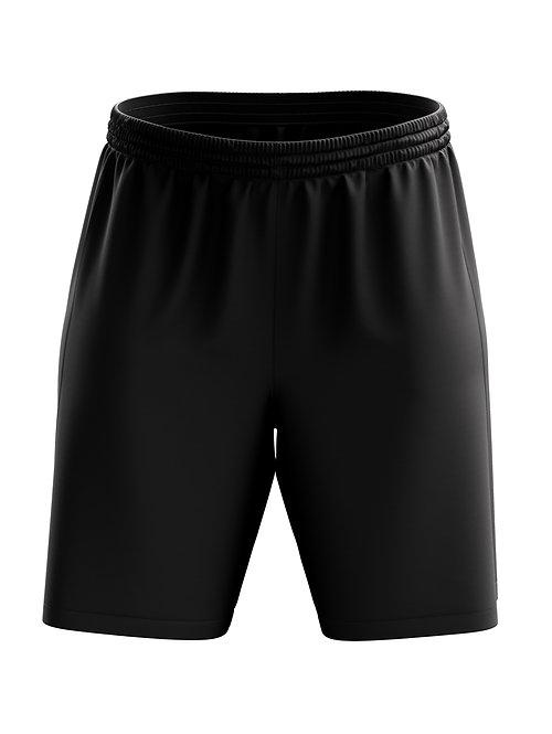 Basic Soccer Shorts (Black)