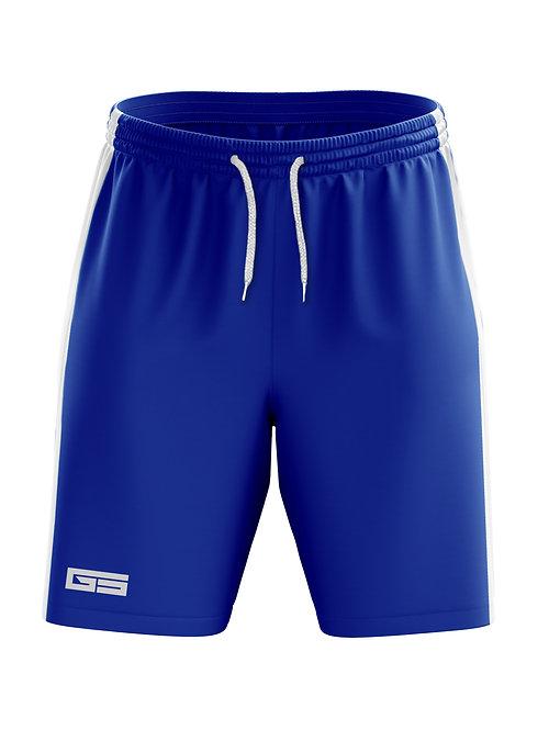 Golati Soccer Shorts (Royal/White)