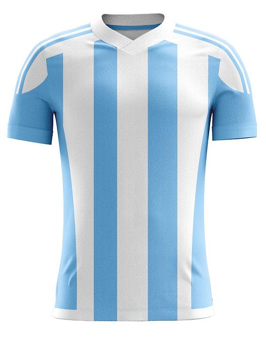 Team Jerseys (Light Blue/White)