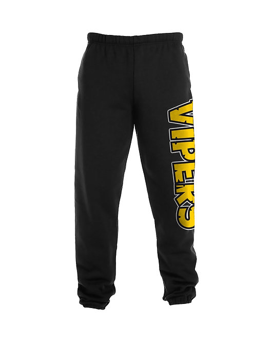 Vipers Sweatpants Black