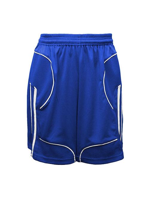 Golati Elite Soccer Shorts (Royal/White)