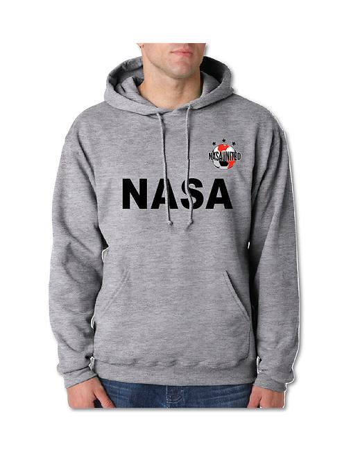 9. Nasa United: Hooded Sweatshirt