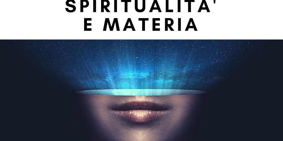 SPIRITUALITA' E MATERIA   Check Point Luglio 2021