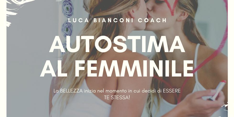Autostima al FEMMINILE