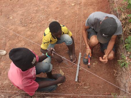 WEEK 4 - Terre rouge de Gambie