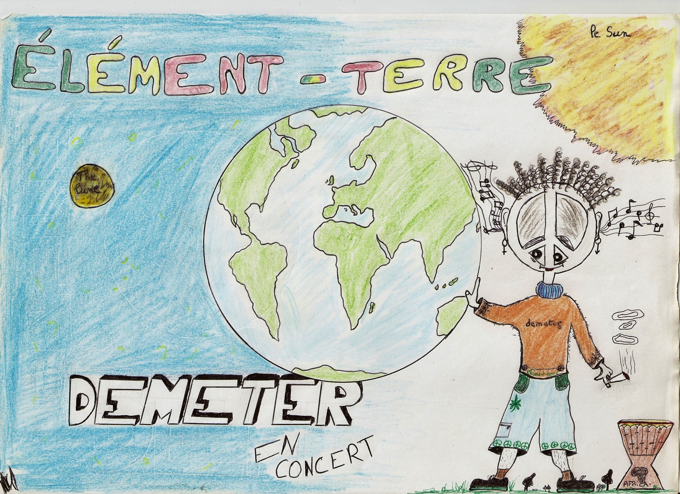 Demeter (141)