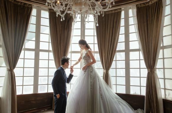 Ảnh cưới Style Hàn Quốc