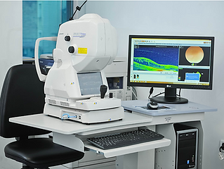 Latest imaging technology at Reno Eye Institute
