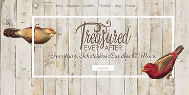 Treasured Ever After website