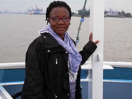 Annie Darko zu Besuch in Hamburg