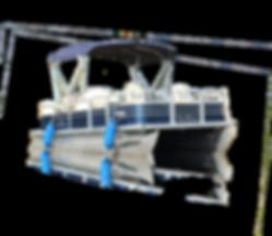 Pontoon Boat for Rent Near Legoland