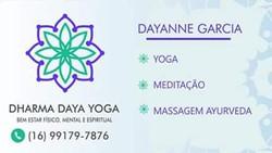 Dayanne - Yoga