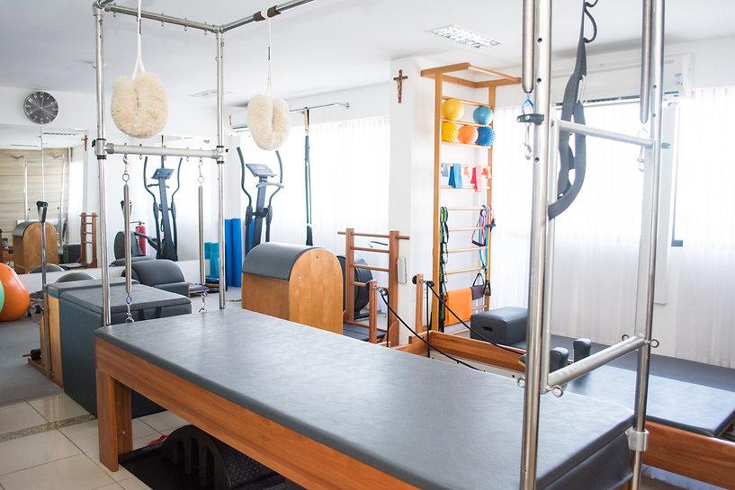Sala de Pilates - Clínica fipi