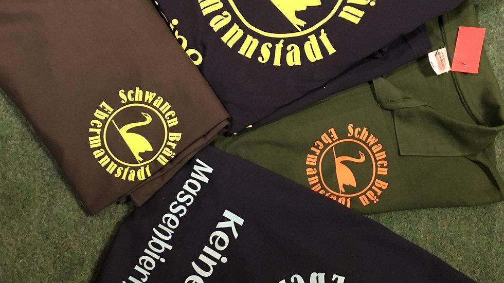 T-Shirts incl. Werbung