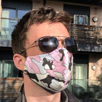 Customer photo - Camo Mask