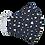 Thumbnail: Leopard MAGIC Mask - UV Colour Changing!