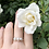 Thumbnail: Anni Tripple Pearl Ring
