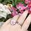 Thumbnail: Kiia Beaded Flower Wire Ring