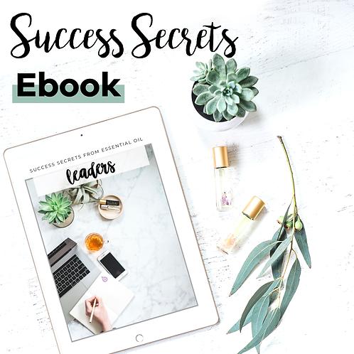 Success Secrets Ebook