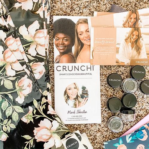 Crunchi TriFold Brochure