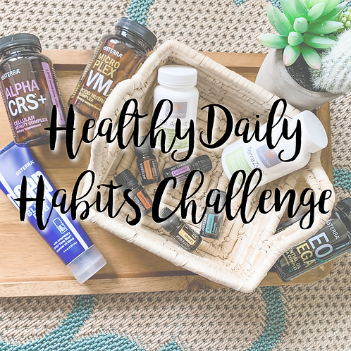 Healthy Daily Habits Challenge