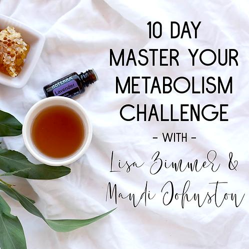 Master your Metabolism Challenge