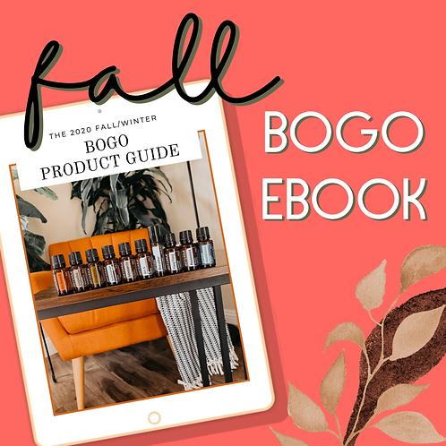 Fall BOGO Ebook