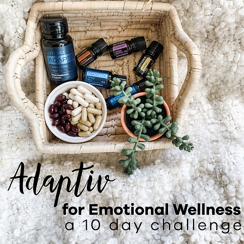 Adaptiv for Emotional Wellness Challenge