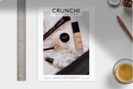 CRUNCHI Price Guide/Catalog