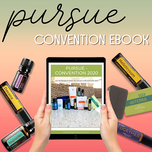 Pursue Convention Ebook