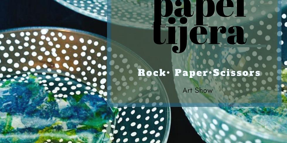 pierda papel tijera • Rock Paper Scissors