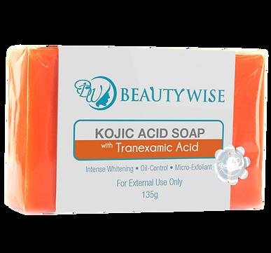 Kojic Acid Soap with Tranexamic - Our Pr