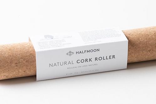 Natural Cork Roller - Halfmoon