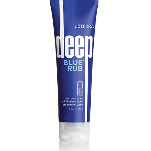 Deep Blue Rub - Essential Oil Based Cream - Doterra