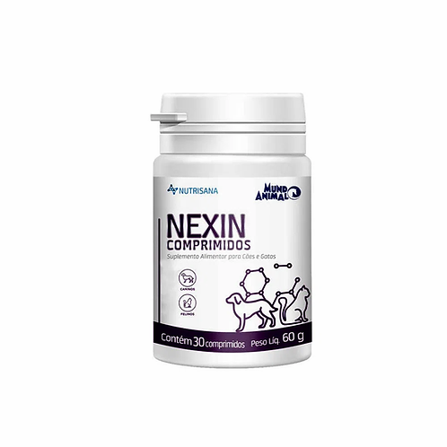 Suplemento para Cães e Gatos Nexin Nutrisana