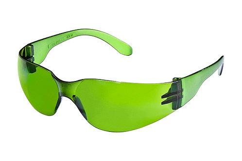 Óculos Leopardo verde