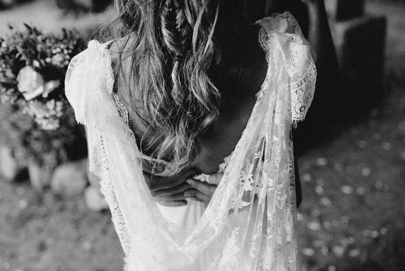 Vestidos de novias a medida
