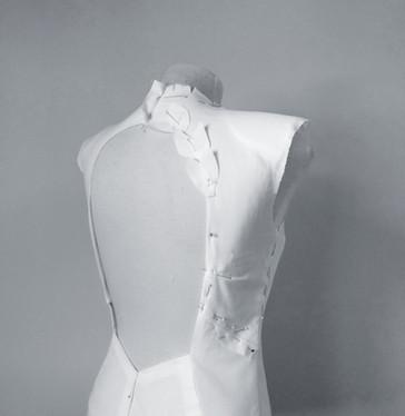 Toile, prototipo de vestido de novia