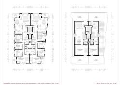 4__koms2_normal_ve_çatı_kat_planı