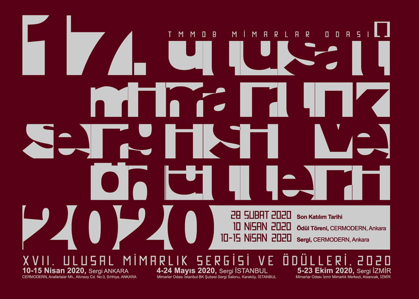 17. Ulusal Mimarlık Sergisi