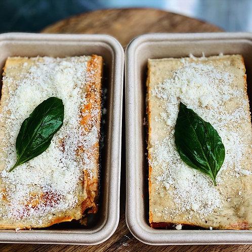 Beef & Ricotta Lasagne serves 2