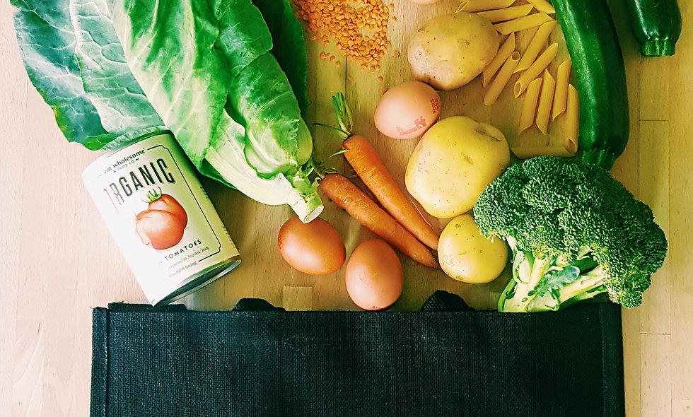 3 Meal Recipe Box