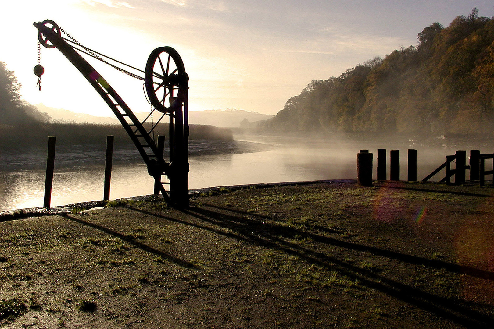 Cotehele Quay - Barry Gamble © Cornwall Council