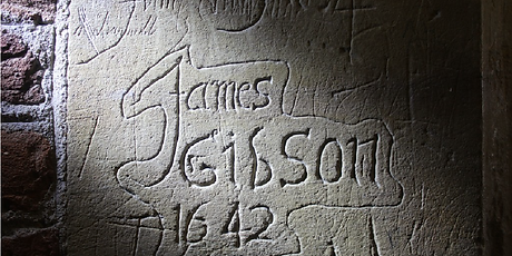 Historic Graffiti An online talk by James Wright