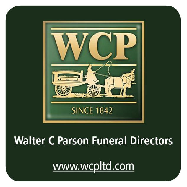 Walter C Parson Funeral Directors