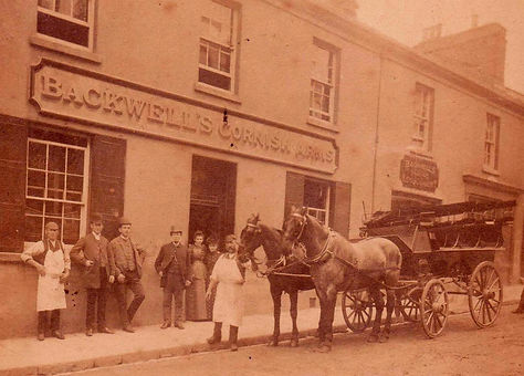 Discover Tavistock - Pubs and Breweries